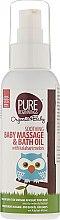 Parfums et Produits cosmétiques Huile de bain et de massage pour bébé - Pure Beginnings Soothing Baby Massage and Bath Oil