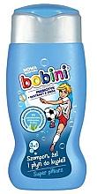 Parfums et Produits cosmétiques Shampooing, gel et mousse de bain pour enfants, Super footballeur - Bobini