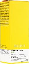 Parfums et Produits cosmétiques Gel à l'extrait d'arnica pour pieds - Decleor Arnica Invigorating Leg Gel
