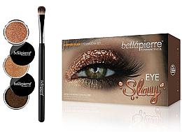 Parfums et Produits cosmétiques Kit fards à paupières - Bellapierre Eye Slay Kit Copper Glam
