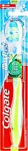 Parfums et Produits cosmétiques Brosse à dents, médium, vert - Colgate Max Fresh Medium