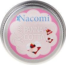 Parfums et Produits cosmétiques Beurre pour lèvres à la Panna cotta - Nacomi Kiss Panna Cotta Lip Butter