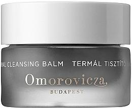 Parfums et Produits cosmétiques Baume nettoyant thermique à la boue pour visage (mini) - Omorovicza Thermal Cleansing Balm