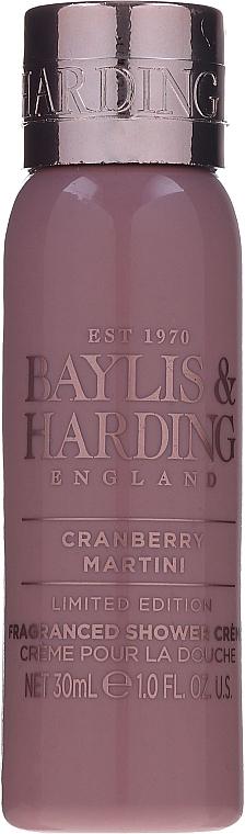 Coffret cadeau - Baylis & Harding Cranberry Martini Collection Lip Set Cherry (soap/40g + lip/gloss/12ml + sh/cr/30ml) — Photo N4
