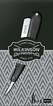 Parfums et Produits cosmétiques Rasoir coupe-choux avec 5 lames de rechange - Wilkinson Sword Vintage Edition Cut Throat