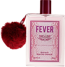 Parfums et Produits cosmétiques Chic&Love Fever - Eau de Toilette