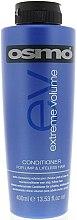Parfums et Produits cosmétiques Après-shampooing à l'huile de soja et protéines de riz - Osmo Extreme Volume Conditioner