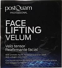 Parfums et Produits cosmétiques Masque lifting - Postquam Face Lifting Velum