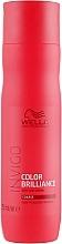 Parfums et Produits cosmétiques Shampooing pour cheveux épais - Wella Professionals Invigo Brilliance Coarse Hair Shampoo