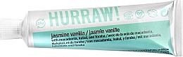 Parfums et Produits cosmétiques Baume multi-usages à la macadamia, arôme Jasmin et Vanille - Hurraw! Balmtoo Jasmine Vanilla