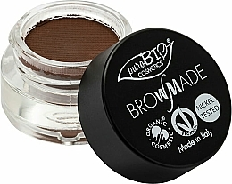 Parfums et Produits cosmétiques Pommade à sourcils - PuroBio Cosmetics BrowMade Brow Pomade