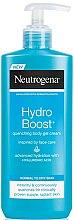 Parfums et Produits cosmétiques Crème à l'acide hyaluronique pour corps, peaux normales à sèches - Neutrogena Hydro Boost Quenching Body Gel Cream