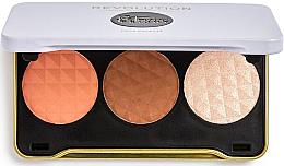 Parfums et Produits cosmétiques Palette contouring - Makeup Revolution Patricia Bright Face Palette