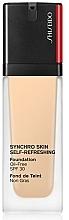 Parfums et Produits cosmétiques Fond de teint - Shiseido Synchro Skin Self-Refreshing Foundation SPF 30