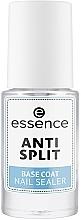 Parfums et Produits cosmétiques Base coat anti-fente pour ongles - Essence Anti Split Base Coat Nail Sealer