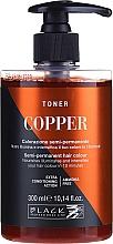 Parfums et Produits cosmétiques Coloration semi-permanente pour cheveux - Black Professional Line Crazy Toner