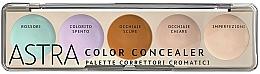 Parfums et Produits cosmétiques Palette de correcteurs - Astra Make-Up Color Concealer Camouflage