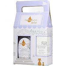 Parfums et Produits cosmétiques Coffret cadeau - NeBiolina Baby Gift Set II (body/hair/fluid/500ml+oil/100ml)