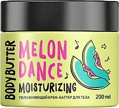 Parfums et Produits cosmétiques Crème-beurre à l'extrait de melon pour corps - MonoLove Bio Melon Dance Body Butter