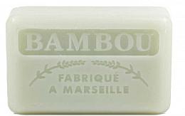 Parfums et Produits cosmétiques Savon végétal de Marseille, Bambou - Foufour Savonnette Marseillaise Bambou