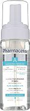 Parfums et Produits cosmétiques Mousse apaisante pour visage et yeux - Pharmaceris A Puri Sensilium Soothing Foam