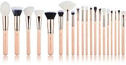 Parfums et Produits cosmétiques Kit pinceaux à maquillage, 20pcs T442 - Jessup