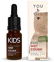 Parfums et Produits cosmétiques Mélange d'huiles essentielles pour enfants - You & Oil KI Kids-Wet Cough Essential Oil Mixture