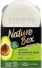 Parfums et Produits cosmétiques Shampooing solide - Nature Box Avocado Dry Shampoo