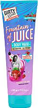 Parfums et Produits cosmétiques Gel douche au jus d'aloe vera - Dirty Works Fountain of Juice Body Wash