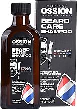 Parfums et Produits cosmétiques Shampooing à barbe à l'huile d'argan - Morfose Ossion Beard Care Shampoo