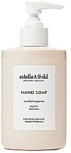 Parfums et Produits cosmétiques Savon liquide à l'aloe vera pour mains, Vanille et Tangerine - Estelle & Thild Vanilla Tangerine Hand Soap