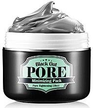 Parfums et Produits cosmétiques Masque au charbon pour visage - Secret Key Black Out Pore Minimizing Pack