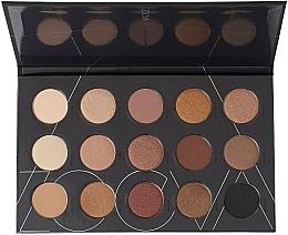 Parfums et Produits cosmétiques Palette de fards à paupières - Zoeva Nude Spectrum Eyeshadow Palette