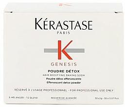 Parfums et Produits cosmétiques Poudre nettoyante et détoxifiante pour cheveux et cuir chevelu - Kerastase Genesis Poudre Detox