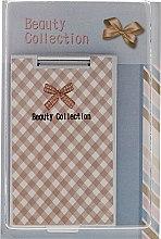 Parfums et Produits cosmétiques Miroir cosmétique 85574, grand, damier - Top Choice Beauty Collection Mirror