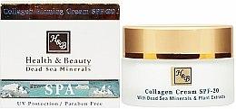Parfums et Produits cosmétiques Crème de jour au collagène - Health And Beauty Collagen Firming Cream SPF 20