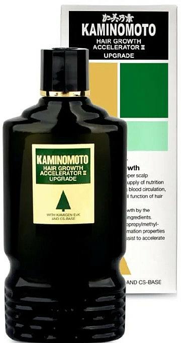 Accélérateur de croissance des cheveux - Kaminomoto Hair Growth Accelerator II Upgrade — Photo N1