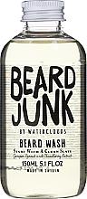Parfums et Produits cosmétiques Shampooing à l'extrait de plaquebière pour barbe - Waterclouds Beard Junk Beard Wash