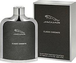 Parfums et Produits cosmétiques Jaguar Classic Chromite - Eau de Toilette