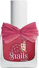 Parfums et Produits cosmétiques Vernis à ongles - Snails Aloha