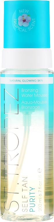 Spray autobronzant à l'aloe vera pour visage et corps - St. Tropez Self Tan Purity Bronzing Water Mousse