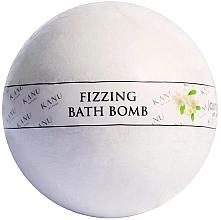 Parfums et Produits cosmétiques Bombe de bain pétillante, Jasmine - Kanu Nature Fizzing Bath Bomb Jasmine