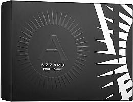 Parfums et Produits cosmétiques Azzaro Pour Homme - Coffret (eau de toilette/50ml + déodorant stick/75ml)