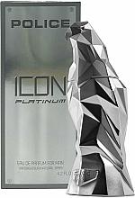 Parfums et Produits cosmétiques Police Icon Platinum - Eau de Parfum