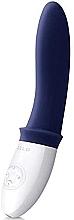 Parfums et Produits cosmétiques Vibromasseur prostatique, bleu marine - Lelo Billy 2 Deep Blue Luxury Rechargeable Massager