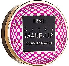 Parfums et Produits cosmétiques Poudre compacte - Hean After Makeup-up Cashmere Compact Powder