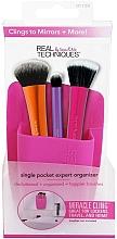 Parfums et Produits cosmétiques Organisateur pour pinceaux, rose - Real Techniques Single Pocket Expert Beauty Organizer Pink