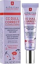 Parfums et Produits cosmétiques Crème de nuit à l'acide hyaluronique - Erborian CC Dull Correct SPF 25