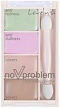Parfums et Produits cosmétiques Lovely No Problem Corector - Palette correcteurs pour visage