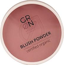 Parfums et Produits cosmétiques Blush poudre - GRN Blush Powder